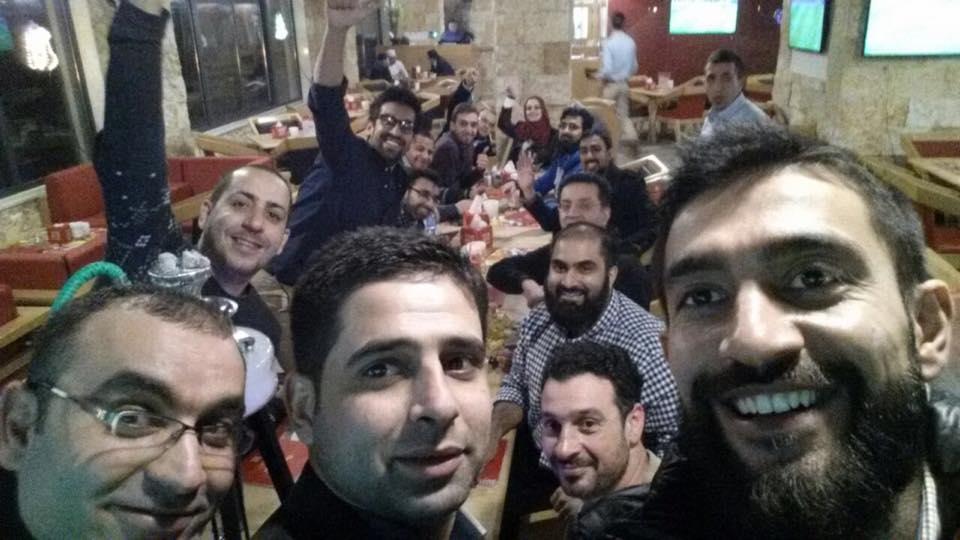 Palestine Dinner