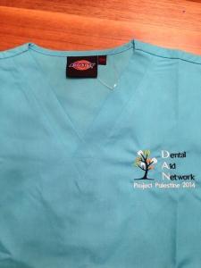 Palestine 2014 scrubs