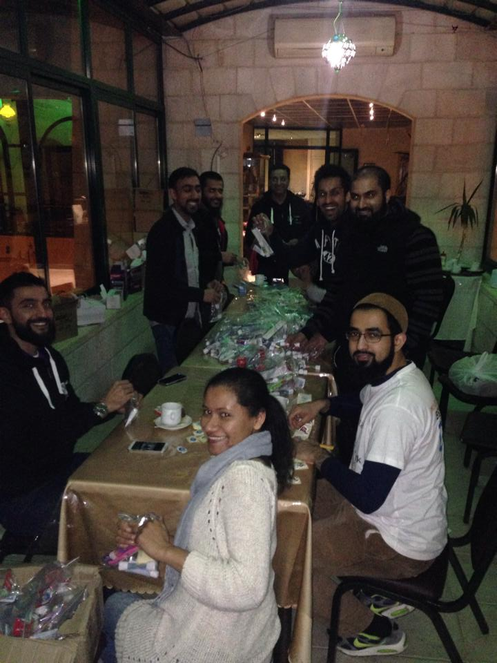 Dan in nablus