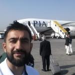 Arrived Islamabad
