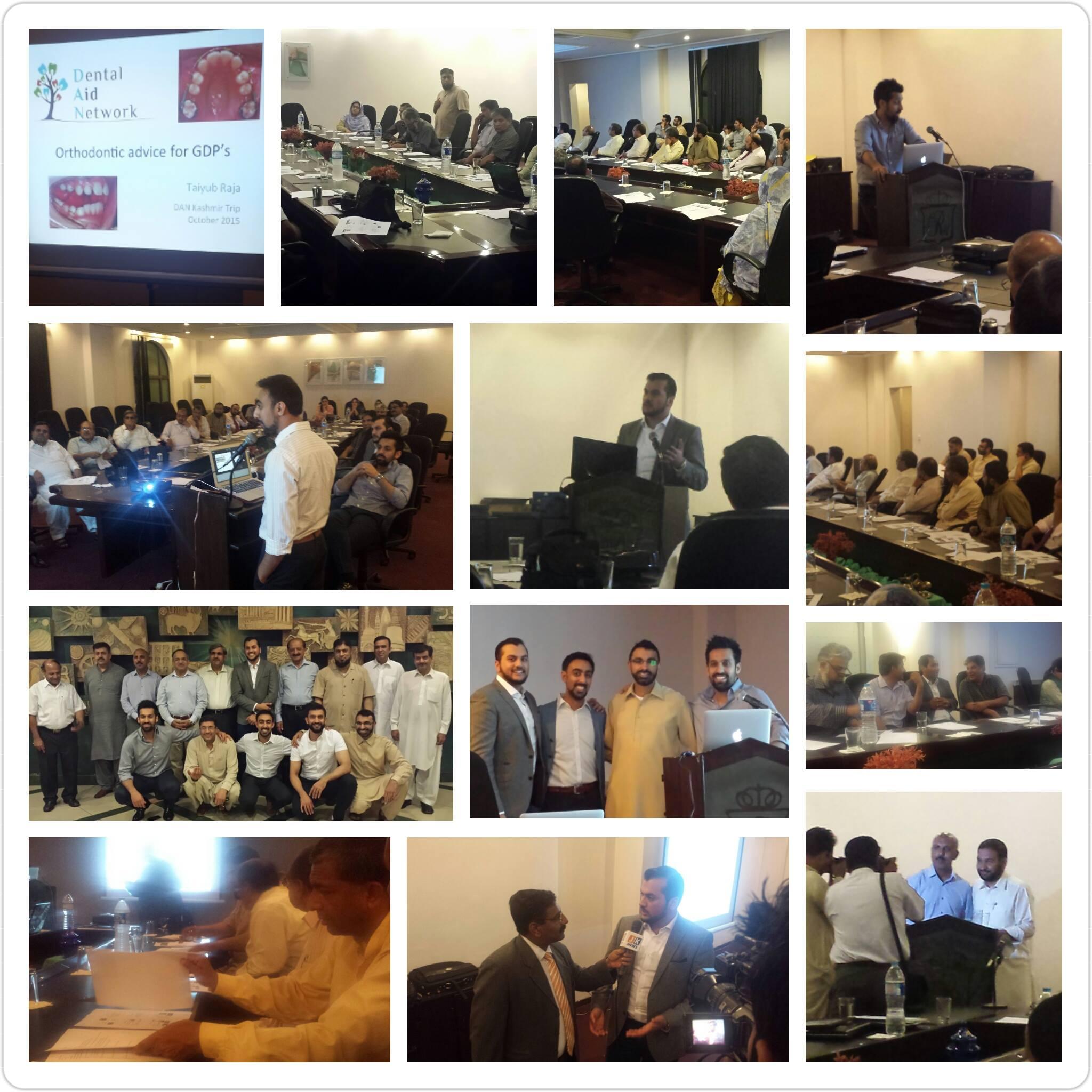 Kashmir symposium