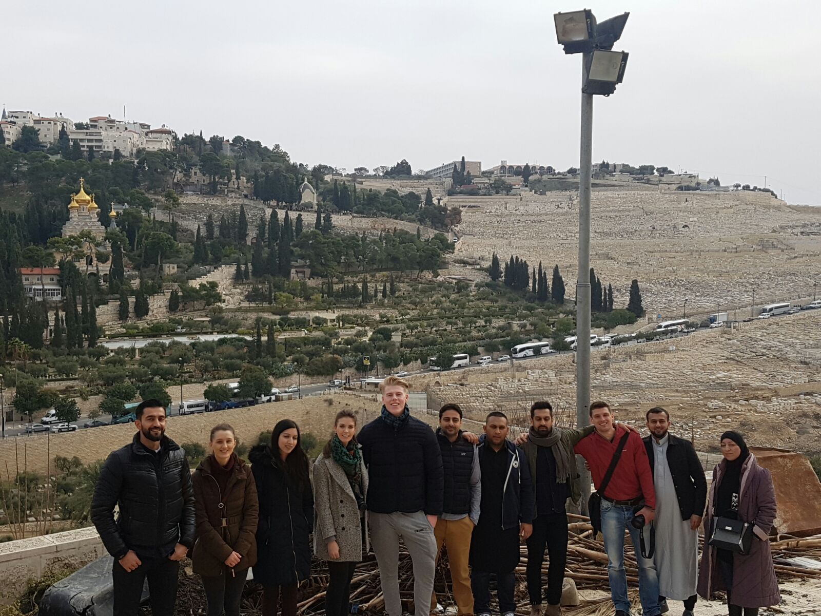 Jerusalem team 2016